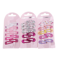 2016 hair clip hairpin side knotted Barrettes hair maker tools 3cm mini small clip Hair accessories
