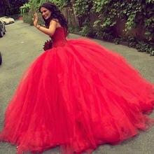 Vintage Longo vestido de Baile Vestidos Quinceanera Frisado Doce 16 Long Prom Vestidos Custom Made vestidos de 15 años