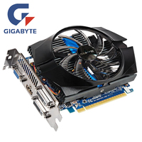 GIGABYTE Video Card GTX 650Ti 1GB 128Bit GDDR5 Graphics Cards For NVIDIA Geforce GTX 650 Ti