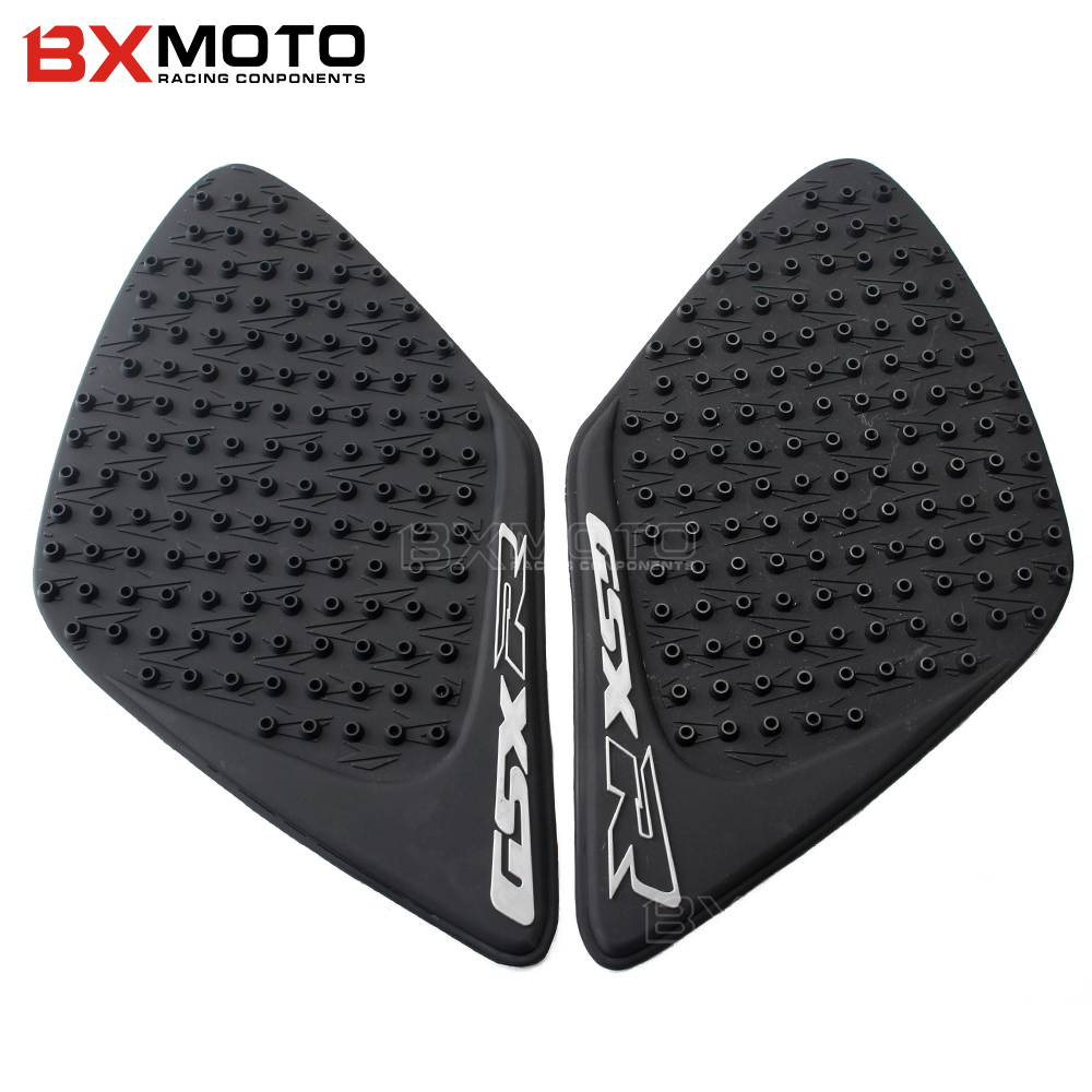 For SUZUKI GSXR1000 GSXR 1000 2007-2008 Motorcycle accessorie Tank Pad 3M Side Gas Knee Grip Traction Pads Protector Sticker 3M scoyco motorcycle riding knee protector extreme sports knee pads bycle cycling bike racing tactal skate protective ear