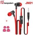 Original de auriculares de 3.5mm en la oreja los auriculares auriculares con micrófono para iphone 7 auricular 6 s xiaomi huawei htc lg smartphone