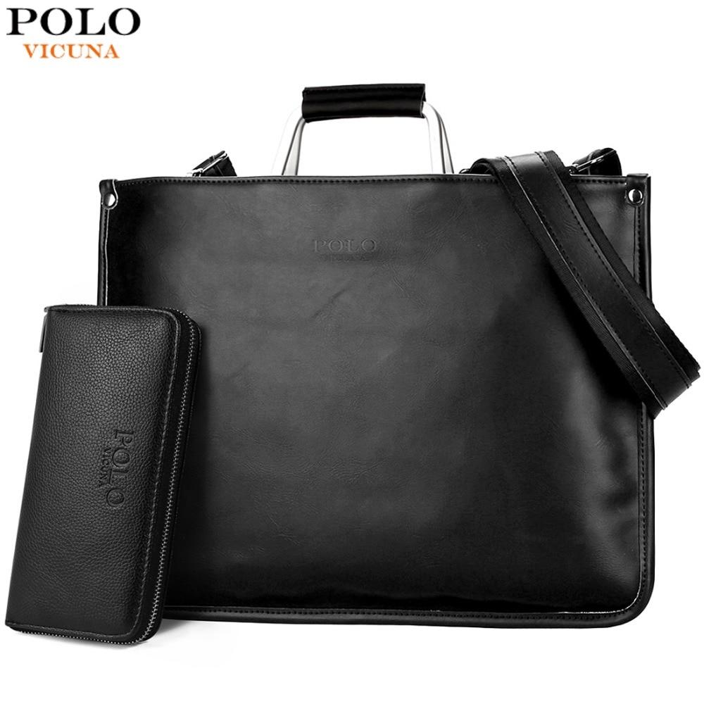 8b5219cb652c Деловая сумка винтажная Crazy Horse кожаный портфель для человека ...