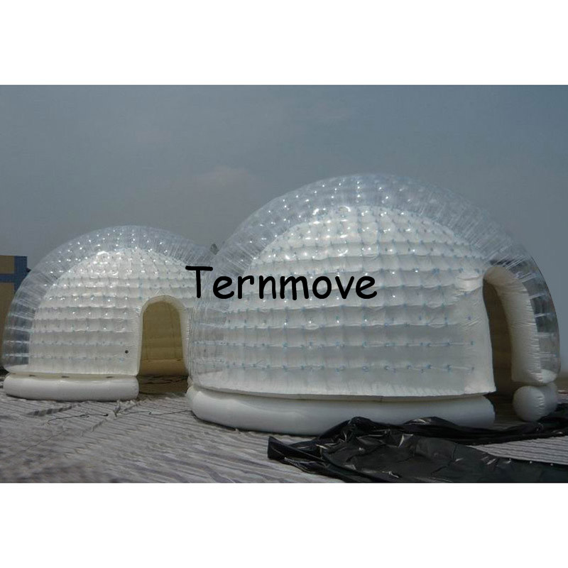 Inflatable clear bubble room3