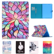 PU Leather Stand For Apple iPad MINI 1 2 3 Case with card slot Protector cover For iPad mini 1 for iPad mini 2 for mini 3 7.9'' цена 2017