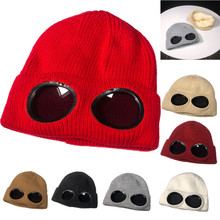 2019 Women Winter Hats Fashion Keep Warm Knitted Wool Hemming Cap Soft Hat