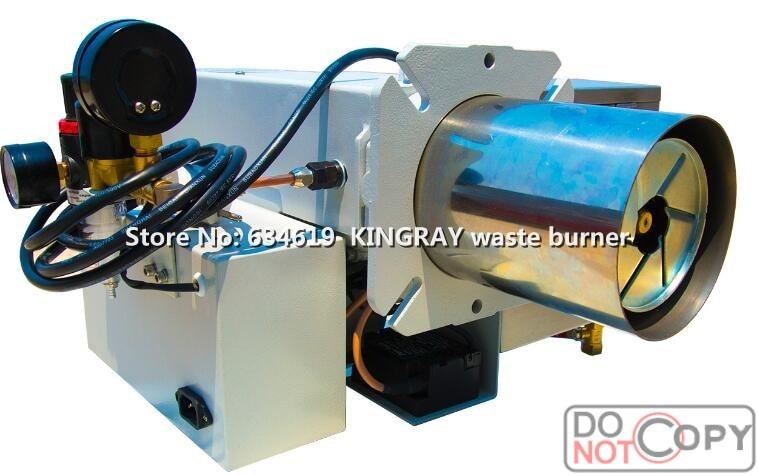59kw Multi Fuel Waste Oil Burner Industrial Used Engine Oil