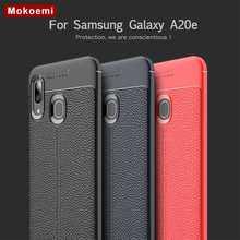 "Mokoemi Fashion Lichee Pattern Shock Proof Soft 5.8""For Samsung G"