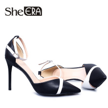 She ERA New Fashion Women Pumps Sexy Shoes High Heels Spring Summer OL Thin