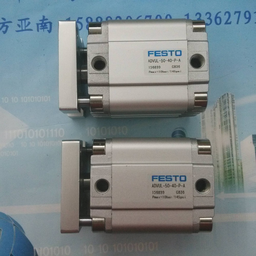 ФОТО ADVUL-50-40-P-A pneumatic air tools pneumatic tool pneumatic cylinder pneumatic cylinders air cylinder FEST0