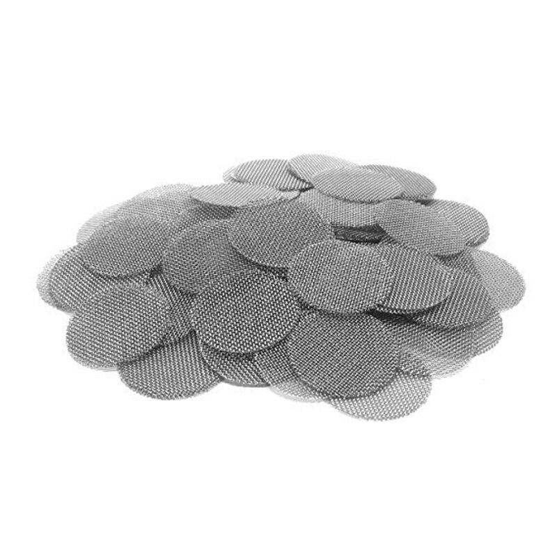 500 Pcs Multifunktionale Shisha Wasser Rohr Metall Filter Rauch Rohre Bildschirm Gaze