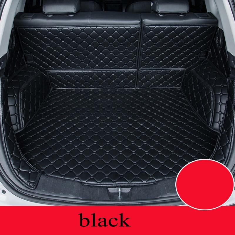 На заказ автомобильный коврик багажник для Mitsubishi Все модели Pajero Outlander asx galant автомобильный Стайлинг автомобильные аксессуары на заказ грузовой лайнер