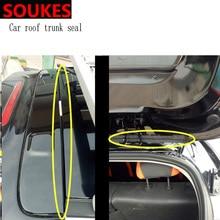 100 см Автомобильная головка капота задний багажник Звукоизолирующая уплотнительная лента наклейка для Skoda Octavia A5 A7 2 Fabia Yeti BMW E60 F30 X5 E53 Inifinit