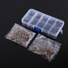 6mm - 12mm 100PCS Plastic Safety Eyes Amigurumi Soft Toy Teddy Bear Craft Knit