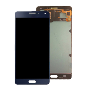 Image 2 - Amoled サムスンギャラクシー A7 2015 A700 A700F A700FD lcd ディスプレイタッチスクリーンデジタイザアセンブリのための銀河 A7 2015 電話部品