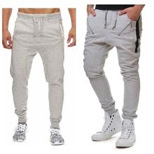 PADEGAO Brand 2019 new men European and American style fashion casual comfortable harun corset sports pants trend