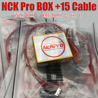 NCK Box Pro Is A Multifunctional Phone Servicing Tool For Alcatel Samsung LG Huawei And Other