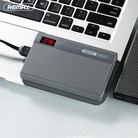 Remax RPP 53 Mobile Phones 10000 mAh 2 USB Power Bank External Battery Charger Universal