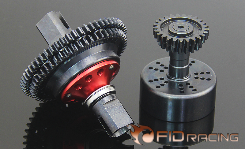 2 Speed conversion Gear For Losi 5IVE T speed gear в луганске