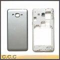 Оригинальный чехол для дома для Samsung Galaxy Grand Prime G530 ближний рамка рамка + аккумулятор задняя крышка крышка
