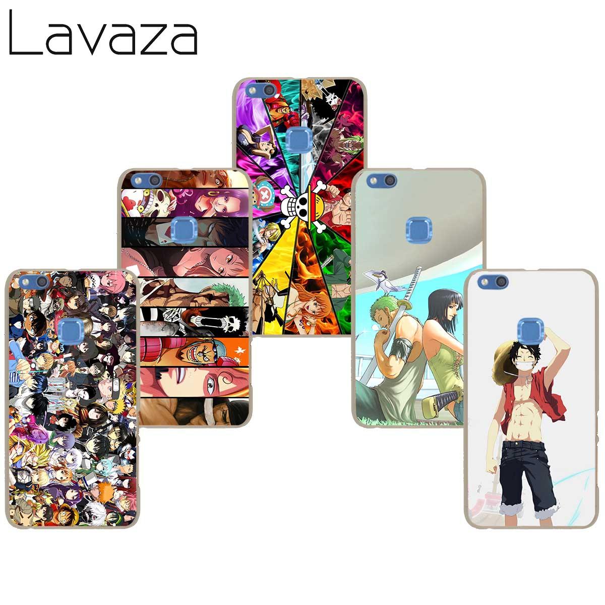 Lavaza 51aa Janpanese Anime Monkey D Luffy Hard case for Huawei P8 P9 P10 lite mini Plus ...
