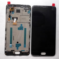 5.5 For Meizu M5 Note M621Q M621H M621M M621C/ m5note LCD Display+Touch Digitizer Screen+Frame Assembly Pantalla Replacement