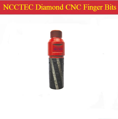FREE shipping NCCTEC Diamond Resin filled CNC milling cutters 25mm (D) *60mm (L)   high speed grinding and milling stone granite resin assembly kits 1 9 200mm police girl 200mm unpainted kit resin model free shipping