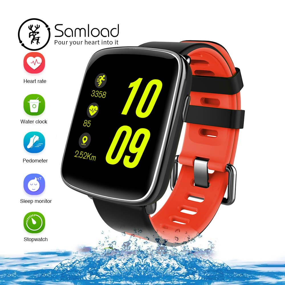 Samload, Heart, Rate, Alarm, Strap, Apple