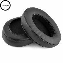 Yedek kulak pedleri kulak yastık kulak bardak kapağı Earpads onarım parçaları için MEE ses Matrix2 kulaklık