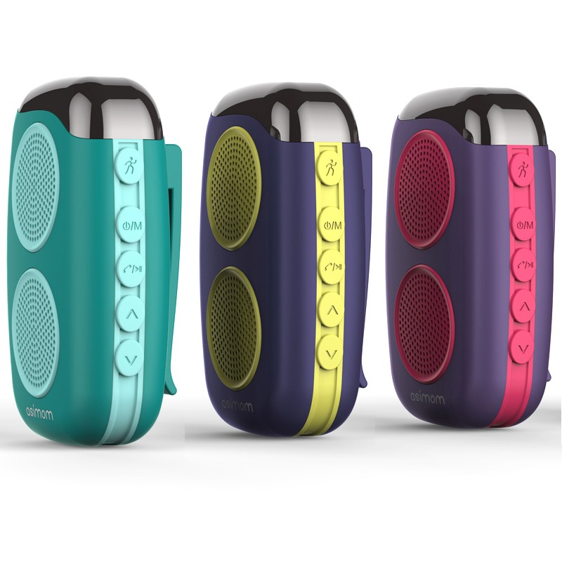 DOSS-Asimom-M15-Speaker-Outdoor-Sports-Smart-Bluetooth-Speaker-FM-TF-Card-MINI-Speaker