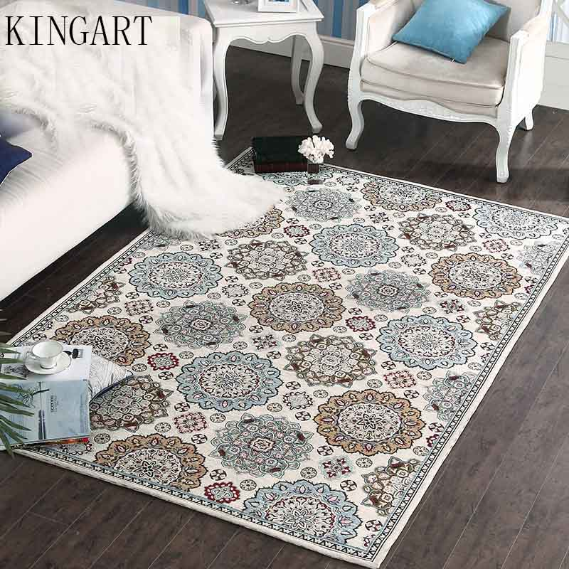 kingart big yoga carpet living room floor mat kid room. Black Bedroom Furniture Sets. Home Design Ideas