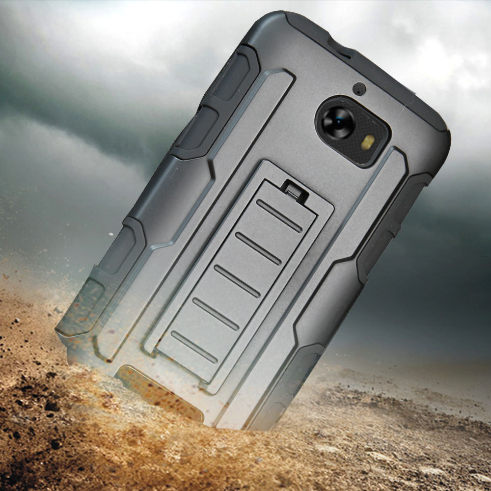 Heavy Duty Shell Armor Case For CoolPad Defiant 3632 Shockproof Belt Clip Holster Case Cover For CoolPad Defiant 3632 5.0 }