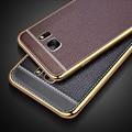 Роскошный Телефон Case для Samsung Galaxy A5 2015 A500 A7 2015 A700 A8 A9 Pro Ударопрочном Корпусе Кожаный Телефон Покрытия Принципиально Капа Funda