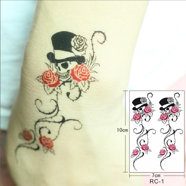 One Piece Hand Tattoo: One Piece Fake Temporary Tattoo Sticker On Body Arm