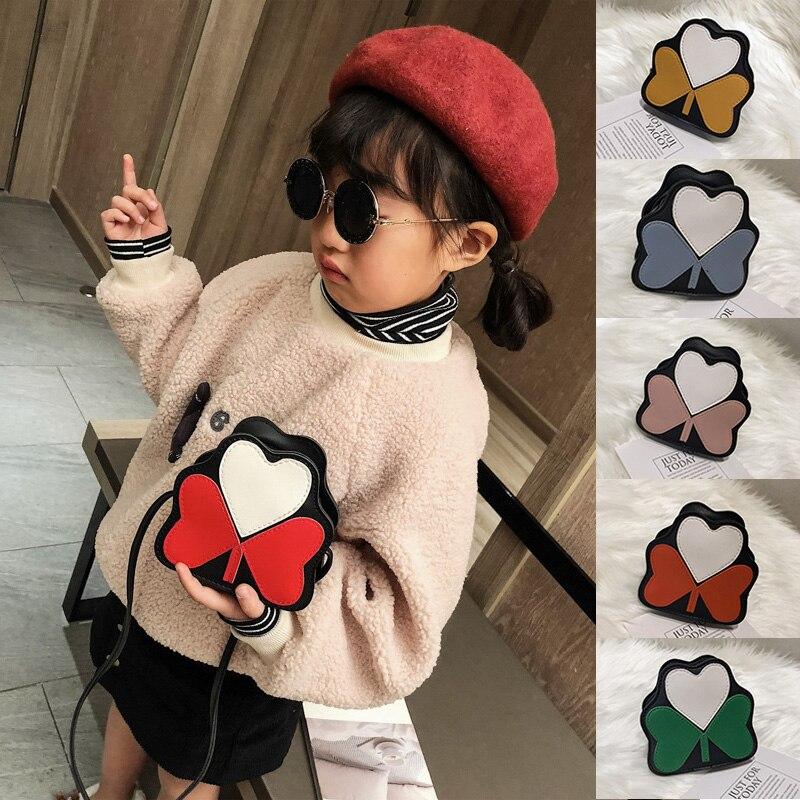 Lovely Baby Girls Mini Messenger Bag Cute Floral Kids Small Children Bags
