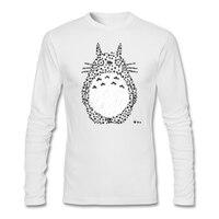 Herren Business Design t-shirt männer Susuwatoro totoro Screw Neck Mein Nachbar Totoro Quilt T Täglichen Verschleiß Blusa
