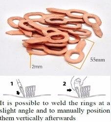 Straight rings for dent pulling spot welding of car repair copper plated 10pcs.jpg 250x250