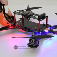 the new special PDB for DIY mini drone robocat 270 frame kit Power Distribution Board 5V