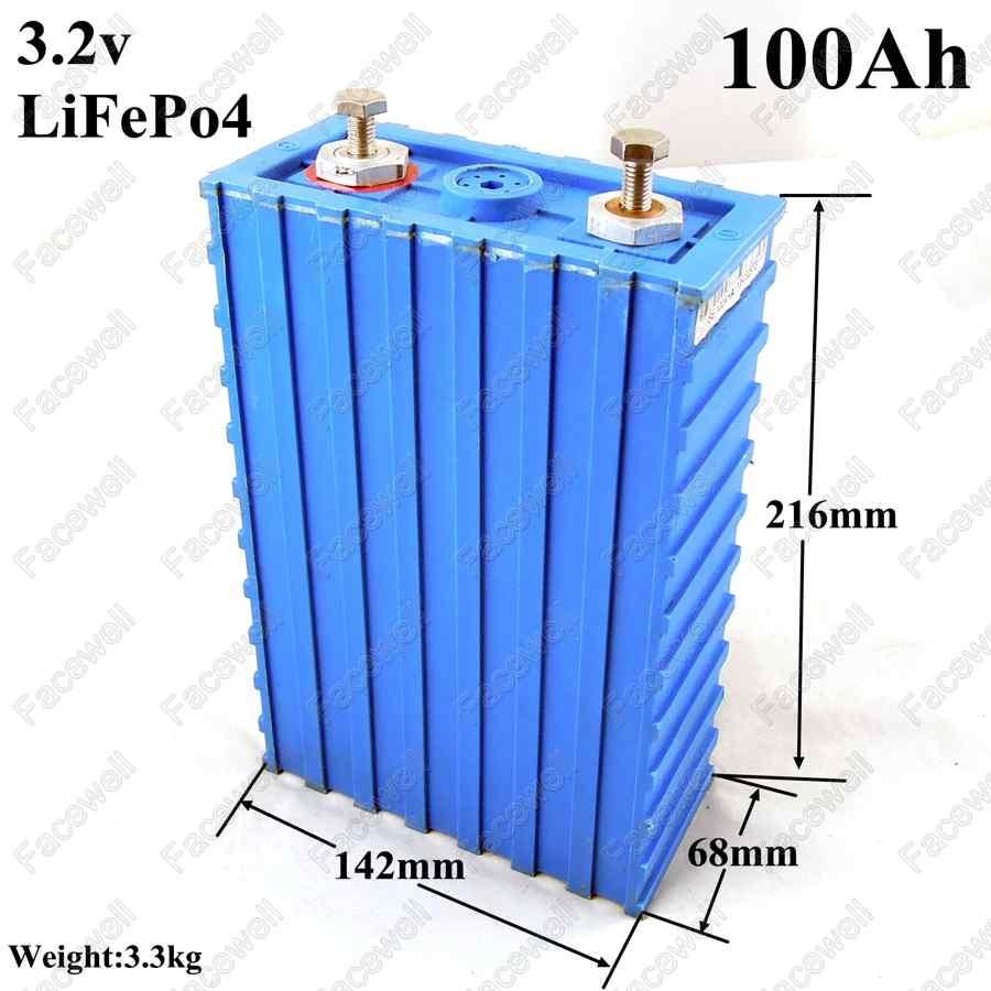 Popular Lifepo4 100ah Buy Cheap Lifepo4 100ah Lots From