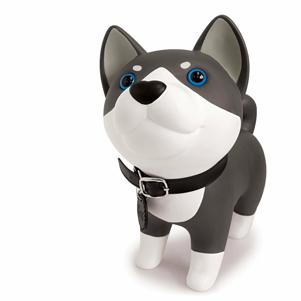 Собачка ПВХ Копилка фигурки монет банка высокое качество виниловые куклы Bpa бесплатно безопасные игрушки для детей