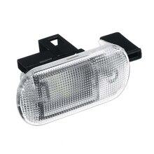 Автомобильный бардачок светильник отсек для хранения светильник для Volk swgen Golf Mk4 камера Bora Touran Toua-reg Caddy для Skoda Fabia Octavia Superb