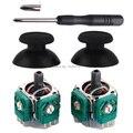 IVY QUEEN 2 Компл. 3D Аналоговый Джойстик 3 Контактный Датчик модуль Потенциометра с Thumb Палочки для Контроллер Playstation 4 Ps4 ремонт
