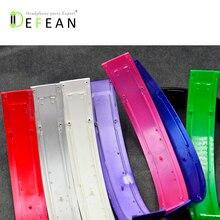 Defean Glänzend glanz farbe top stirnband kopf band kopfhörer teile hings schrauben bands für beat studio kopfhörer headset