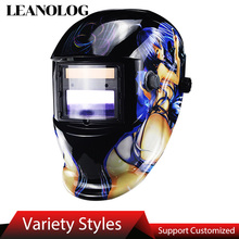 Solar Auto Darkening Electric Wlding Mask/Helmet/Welder Cap/Welding Lens/Eyes Mask  for Welding Machine and Plasma Cutting Tool welder parts auto body shop tool welding machine accessory tr 100