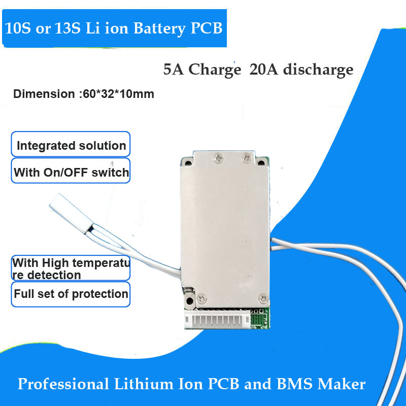 36V Li ion Battery PCB