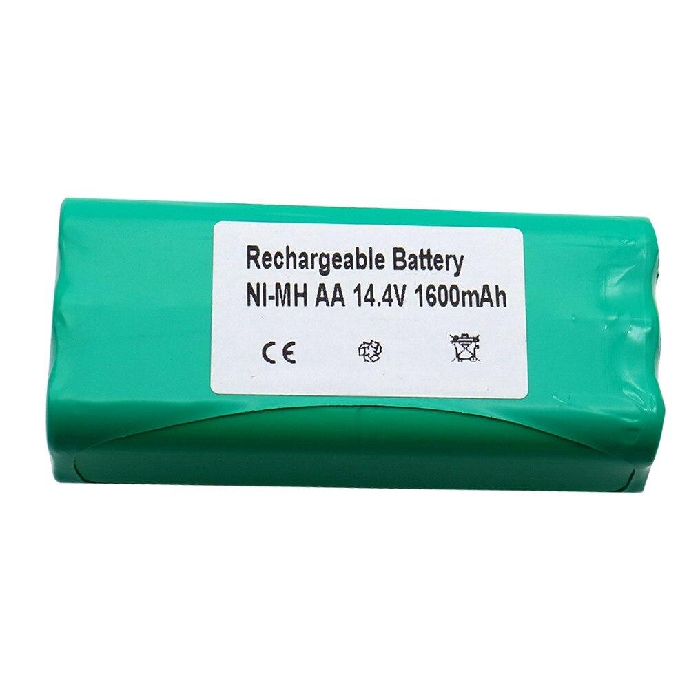 14.4 V Ni-Mh 1600 mAh Aspirapolvere Robot Batteria Ricaricabile Pack per libero V-M600/M606 V-botT270/271 per puppyoo V-M60014.4 V Ni-Mh 1600 mAh Aspirapolvere Robot Batteria Ricaricabile Pack per libero V-M600/M606 V-botT270/271 per puppyoo V-M600