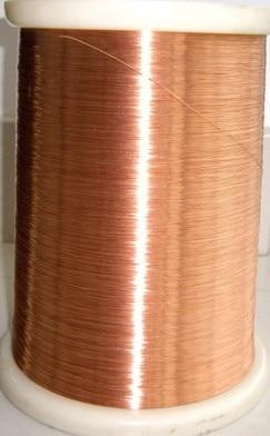 Réparation émaillée de fil de cuivre émaillé par polyuréthane de 1.3mm * 100m / pcs QA-1-155 2UEW