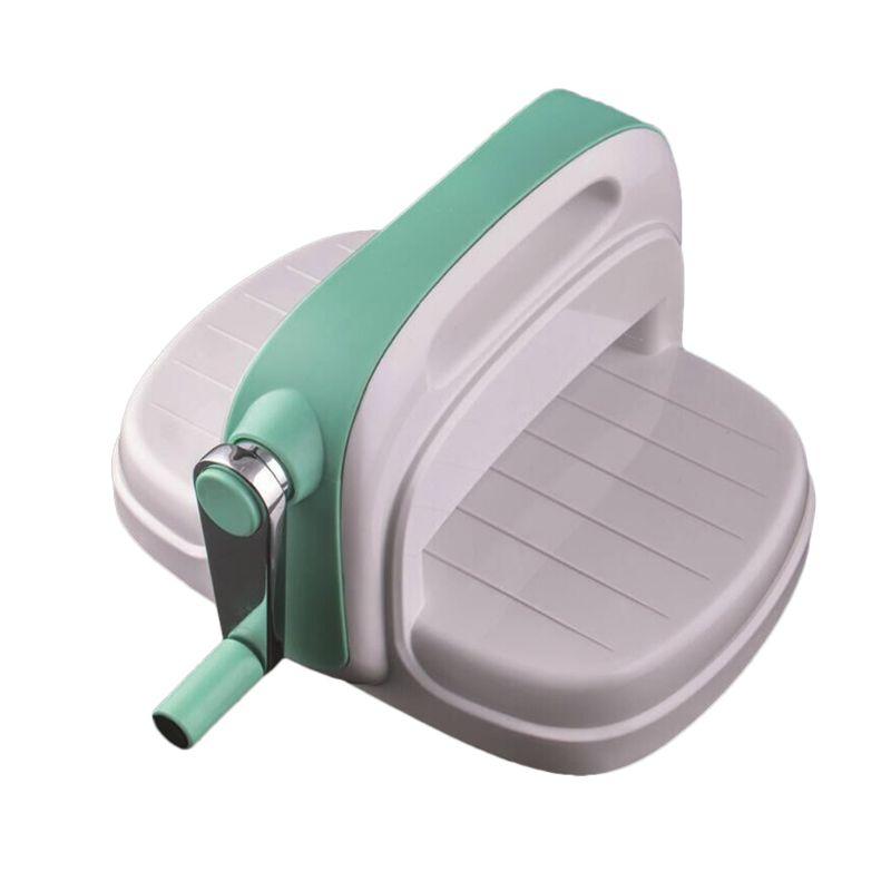 Высечка машина для тиснения записи скрапбукинга резак бумажный альбом карта кусок высечки инструмент - 6