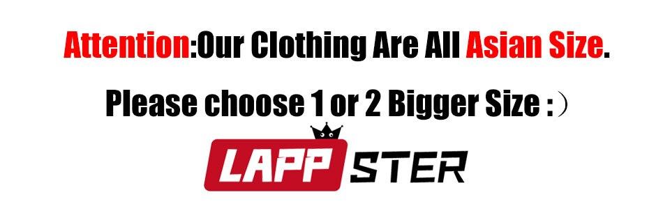 LAPPSTER Homens Dois bolsos de carga shirt