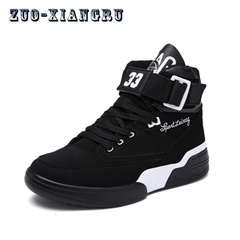 Новый бренд Спортивная обувь высокие Скейтбординг обувь Высокое качество личности Подошва кроссовок Для мужчин Для женщин дышащая Классич... ...