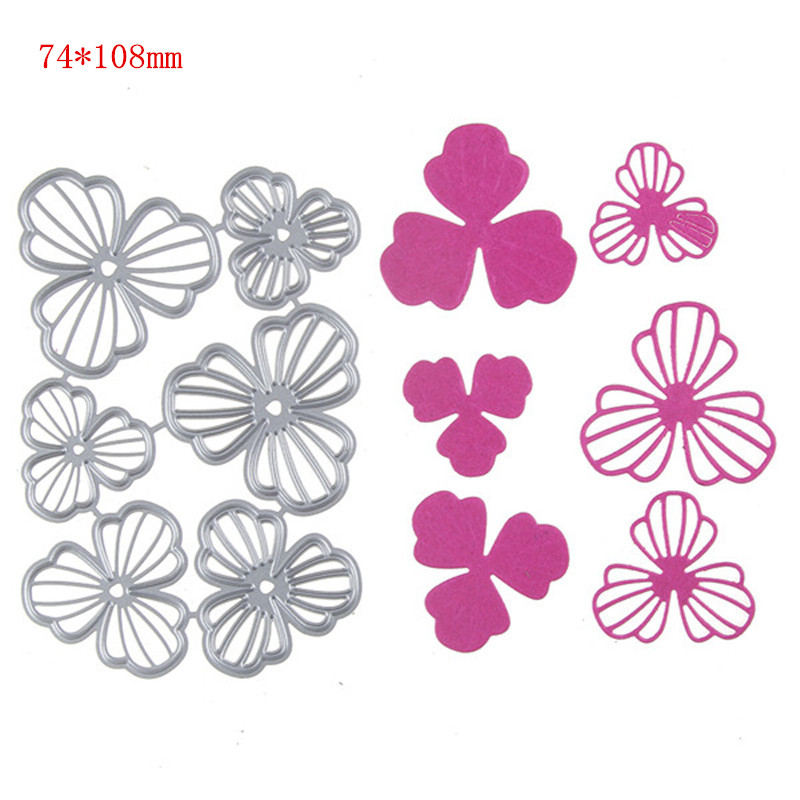 Pattern for paper flowers gallery flower decoration ideas 15 patterns flowers new metal cutting dies stencils diy scrapbooking 15 patterns flowers new metal cutting mightylinksfo